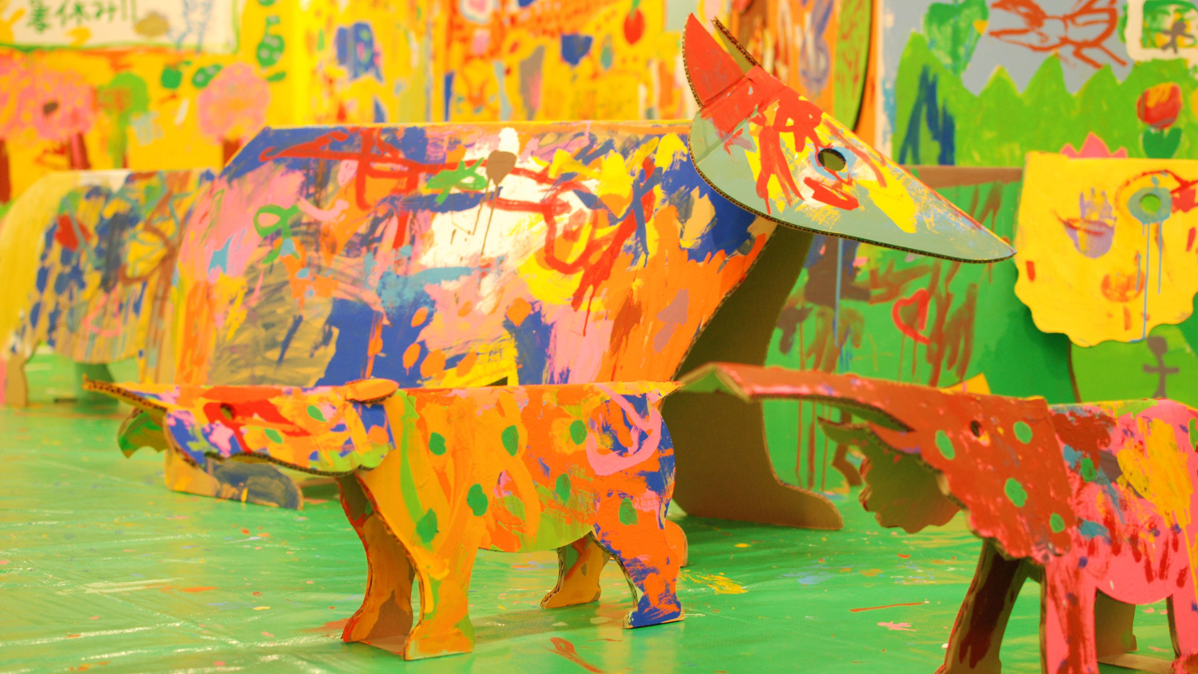 高松こども未来館まつり-開館1周年記念イベント@高松市こども未来館